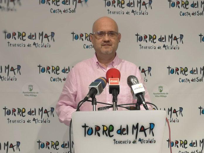 Torre del Mar peatonalizará un tramo de la calle Santa Margarita durante los meses de julio y agosto