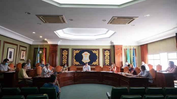 El Pleno de Nerja aprueba el Programa de Empleo contra la exclusión Social