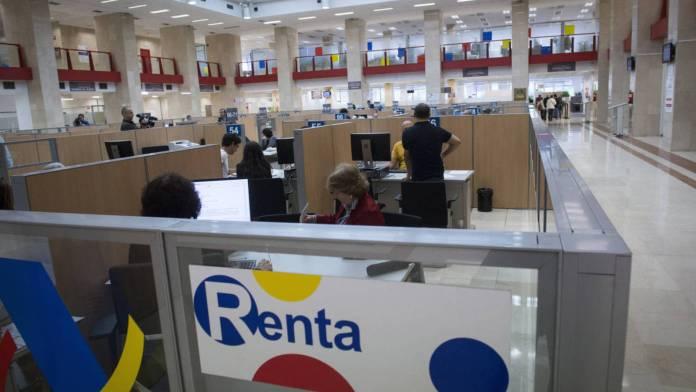 La Agencia Tributaria inicia este lunes la atención presencial en sus oficinas para la declaración de la Renta