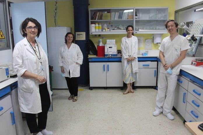 Setecientos pacientes de la Axarquía se benefician del envío de medicamentos a domicilio
