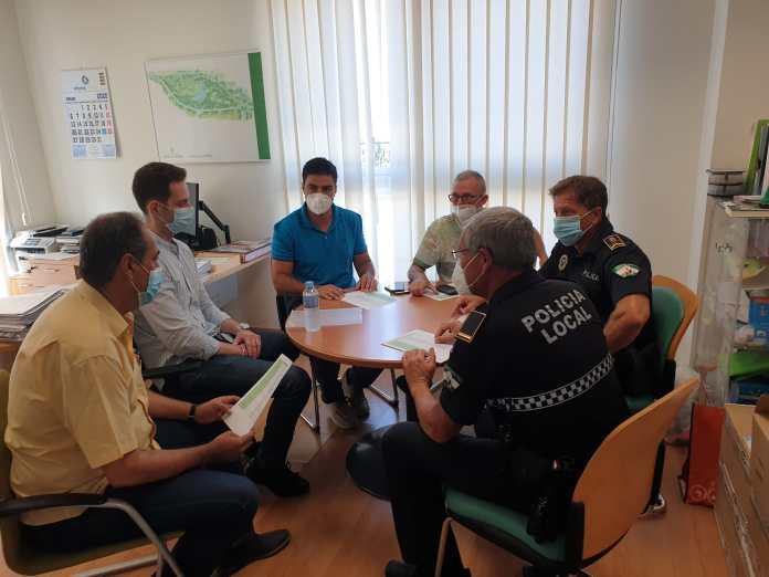 Vélez-Málaga pondrá en en marcha este lunes un dispositivo de vigilancia para evitar vertidos ilegales en el municipio