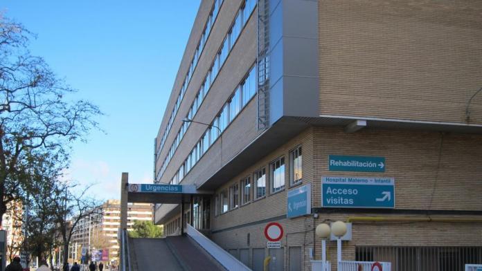 Un total de 15 trabajadores del Hospital Infantil de Zaragoza se contagian de la COVID-19 en dos brotes