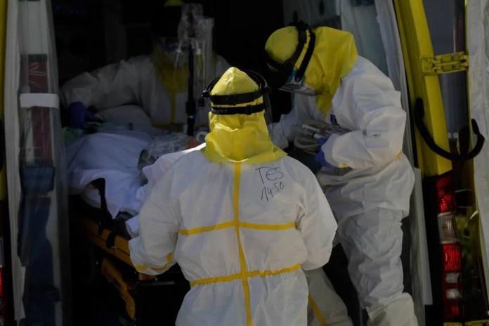 Andalucía registra tres muertes en Almería en 24 horas y suma 431 nuevos casos de Covid-19