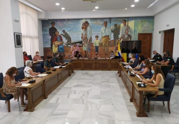 Celebrada la Comisión Local de Violencia de Género de Rincón de la Victoria
