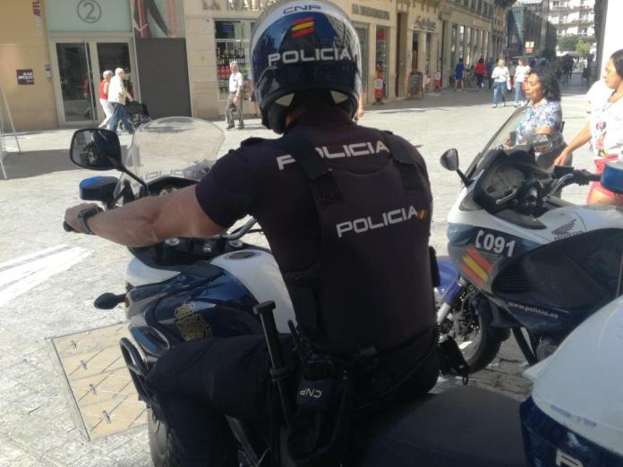 La Policía Nacional desarticula cinco puntos de venta de droga y detiene a 17 personas en  el mes de agosto en Málaga capital