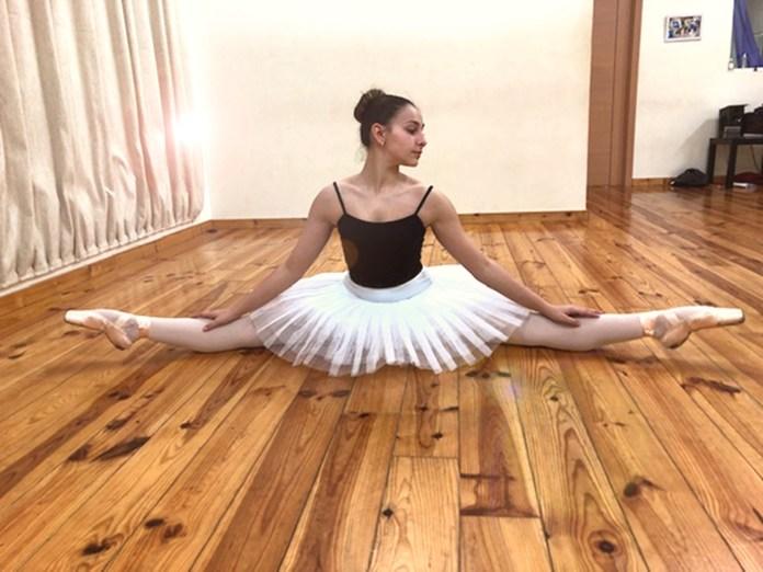 La bailarina malagueña Bárbara Ortega, aceptada por el Ballet Internacional de Bruselas