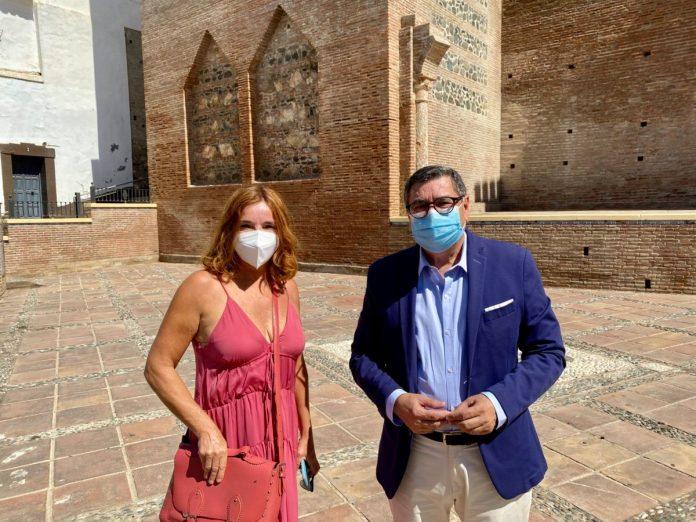 El Ayuntamiento de Vélez-Málaga continúa trabajando por la transformación urbana del centro histórico