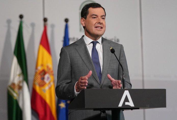 Andalucía 'se cierra' en el puente y hasta el 9 de noviembre