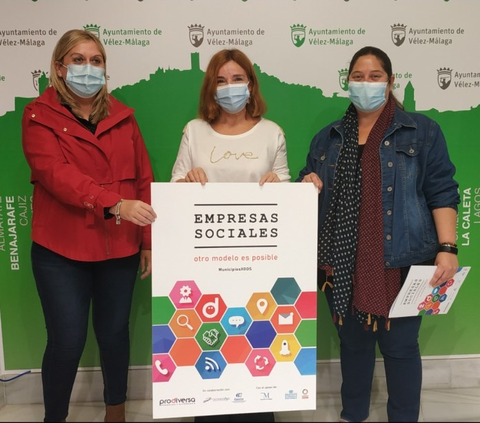 El Ayuntamiento de Vélez-Málaga pone en marcha el curso 'Empresas sociales: otro modelo es posible'