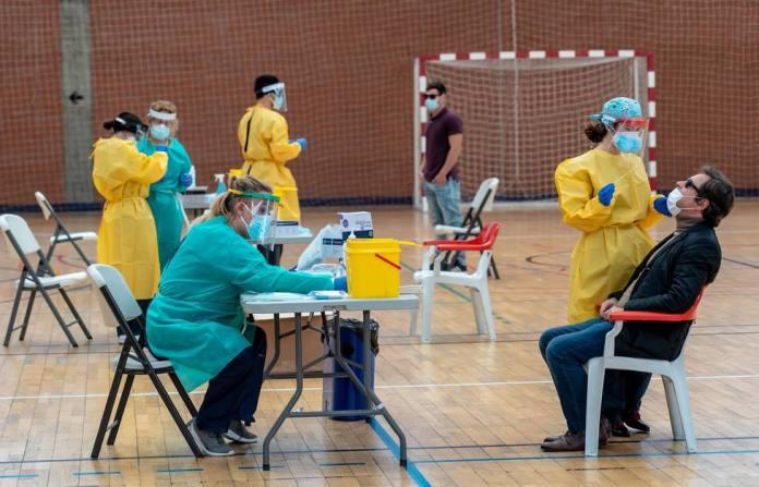 Récord de muertes por coronavirus en Andalucía desde el inicio de la pandemia