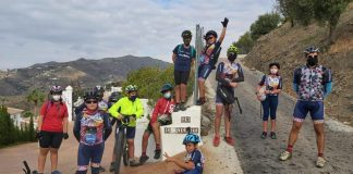 escuela de cicilismo 'Bikephilosophy Los Tiburones'
