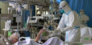 Hay 73 hospitalizaciones menos y 13 pacientes salen de la UCI.