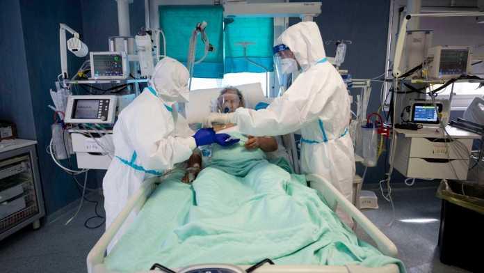 21.309 nuevos contagios y 389 fallecidos por Covid19 en España