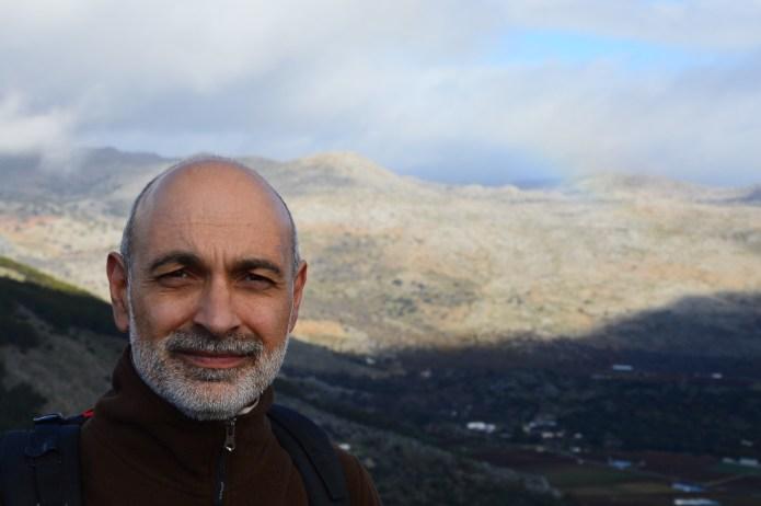 Pepe Acosta, experimentado montañero de la Axarquía, estará al frente del montañismo del Playas de Torre del Mar