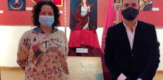 Exposición en Vélez-Málaga con 18 obras con técnica mixta sobre lienzo y sobre papel canson.