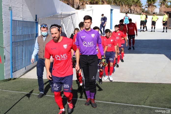Victoria de la UD Torre del Mar contra el Guadix (3-0)