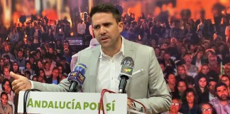 El portavoz de Andalucía por Sí en el Ayuntamiento de Vélez-Málaga, José Pino