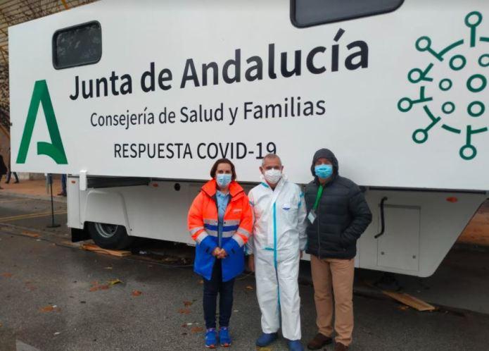 Se harán cribados masivos en Coín y Vélez-Málaga