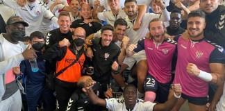 El Vélez C.F. le gana al Melilla está más cerca la Fase de Ascenso a Segunda