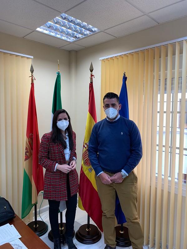 La diputada provincial Lourdes Piña destaca que los proyectos del PREM servirán para generar empleo en los pueblos