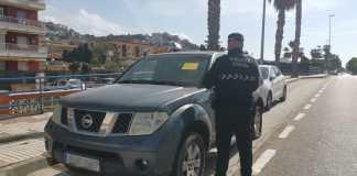 En los primeros diez días de campaña, se han retirado un total de 55 vehículos localizados