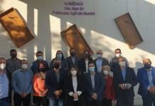 SIPAM Uva Pasa de Málaga en la Axarquía