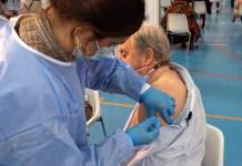 Más vacunas contra la Covid19 en Andalucía