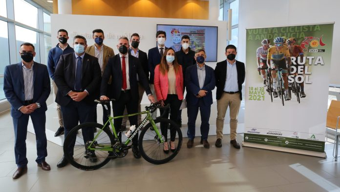 La 67ª Vuelta Ciclista Andalucía Ruta del Sol 2021, que se disputará del 18 al 22 de mayo y contará con un recorrido de 807,6 km