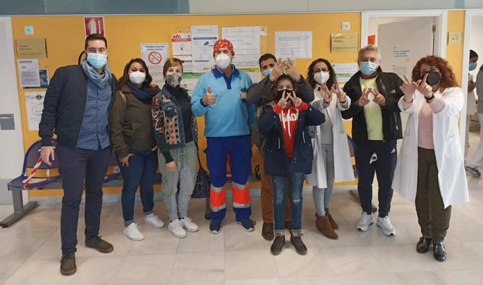 mpulsado por la Universidad de Birmingham y liderado en España por Gema Esteban, doctora en Almería, busca a en Europa a 70 pacientes afectados por esta enfermedad rara