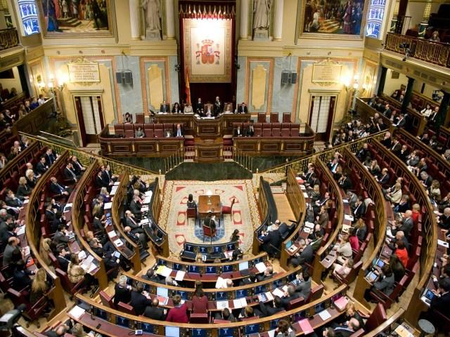 Congreso-diputados-de-España