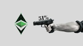 51% ataque Ethereum Classic hacker canva