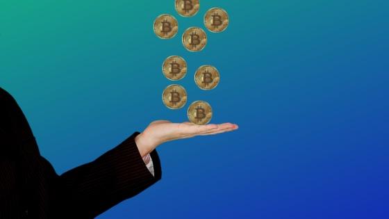 cómo adquirir bitcoin gratis. Imagen: canva