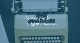 newspack blockchain wordpress
