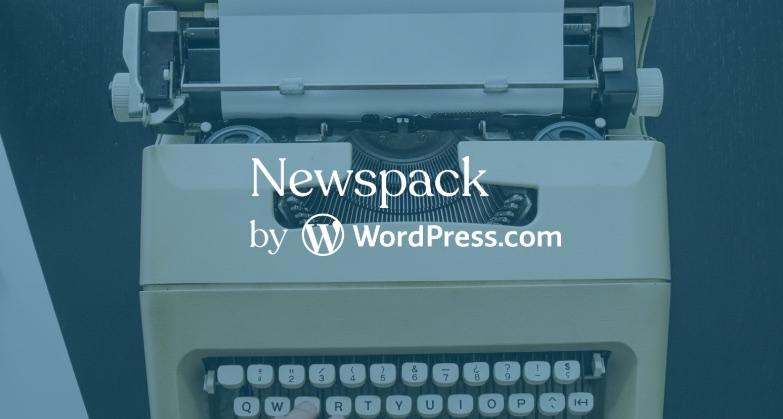 newspack blockchain wordpress