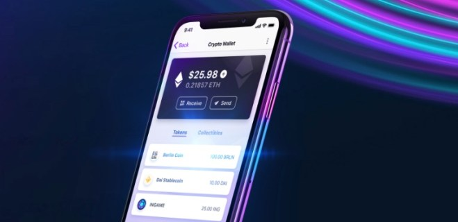 opera ios wallet web