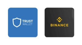 trust wallet binance web
