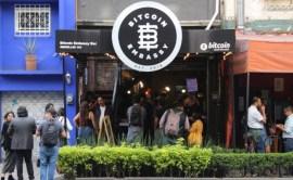 Bitcoin Embassy Bar de México
