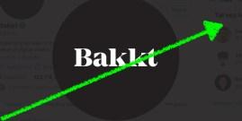 Bakkt: récord en volumen de operaciones. Imagen: Twitter
