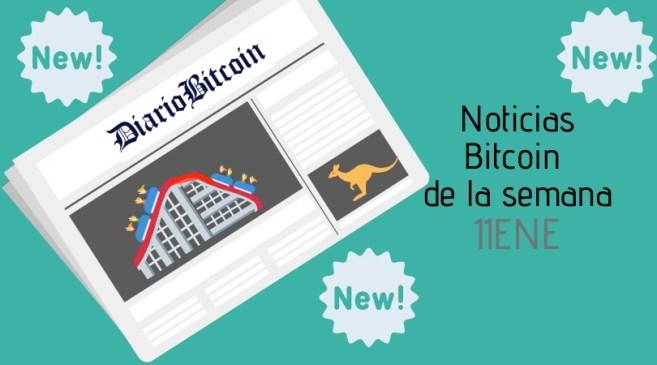 Noticias Bitcoin 11 ene