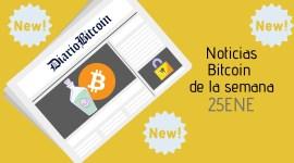 Noticias bitcoin 25 de enero