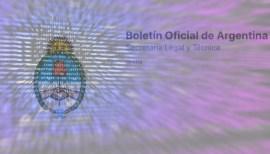 Boletín de Argentina hackeado