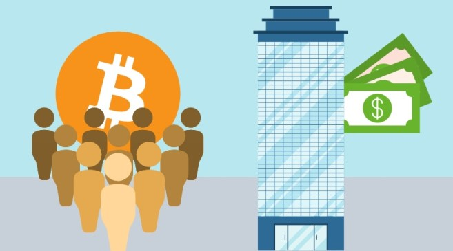 minoristas Bitcoin