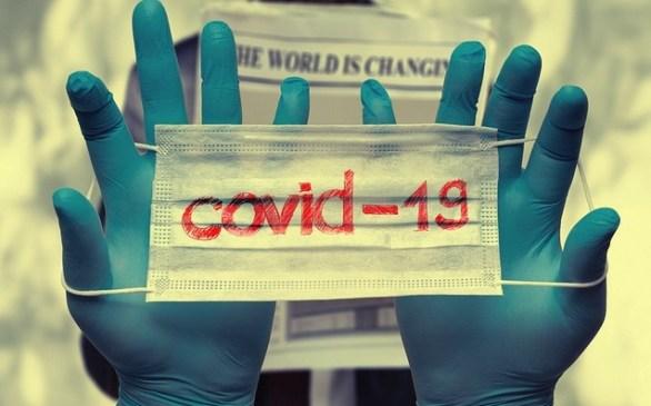 Binance Charity token COVID-19