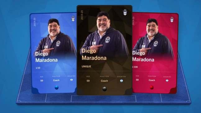 Maradona Blockchain