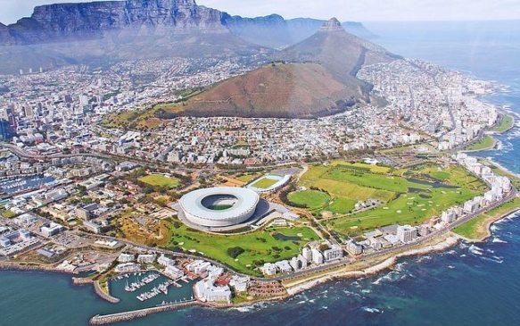 Bitcoin en Sudáfrica