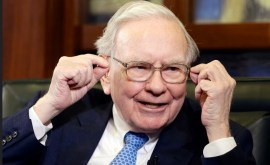 Buffett cambió cartera de inversión