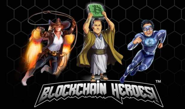 blockchain héroes
