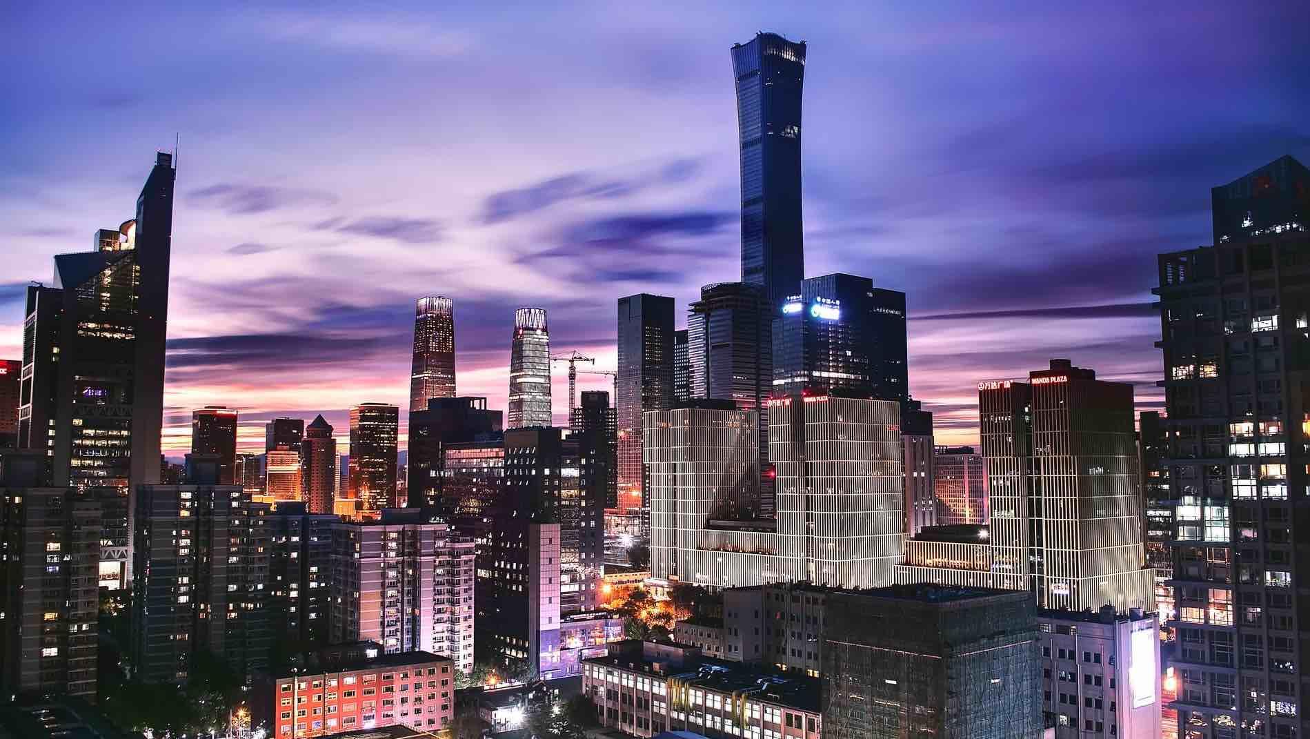 yuan digital a Beijing