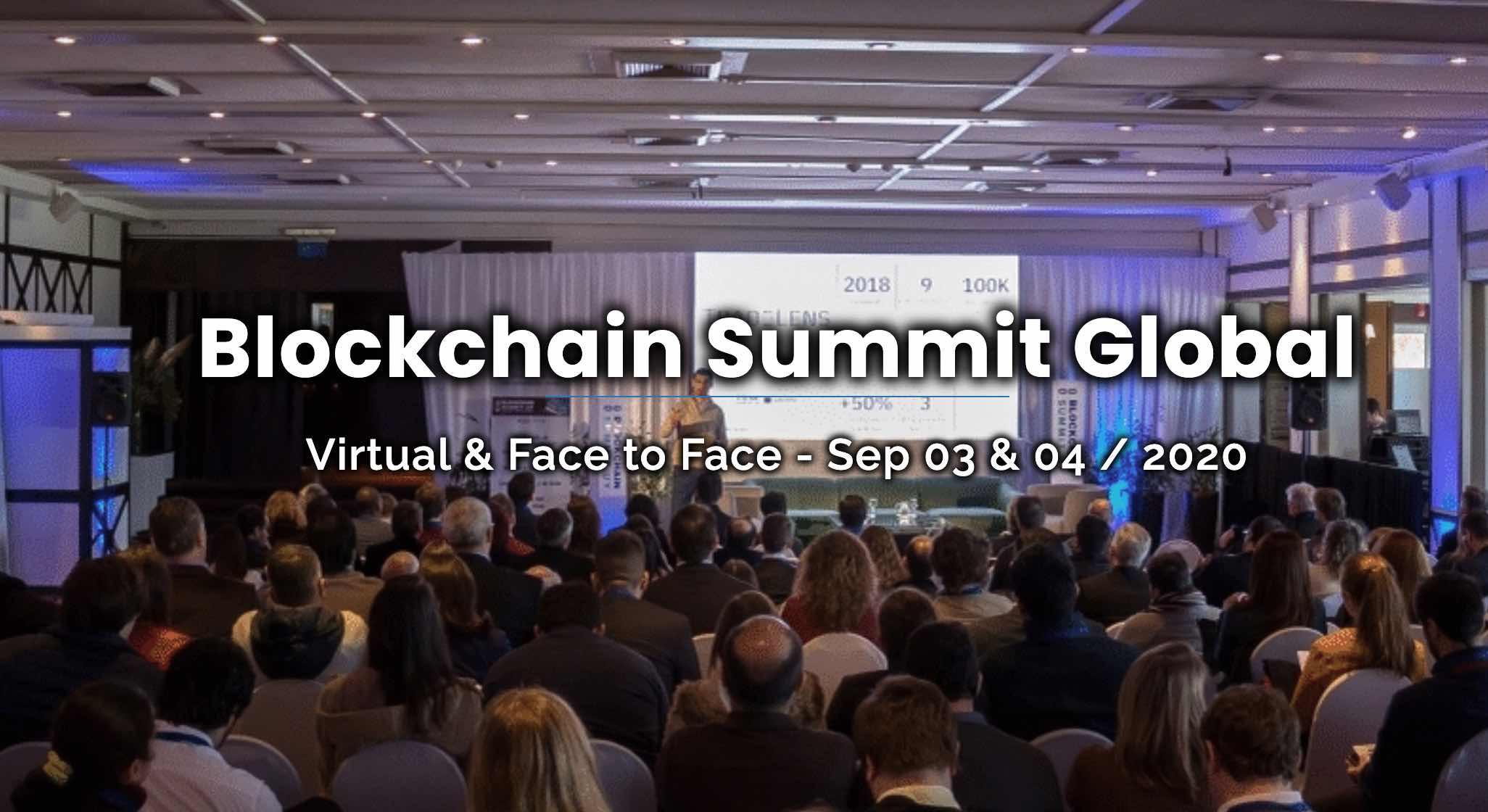 Blockchain Summit Global