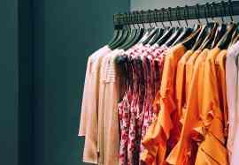 aplicación de moda sostenible